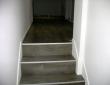 escalier en parquet stratifié