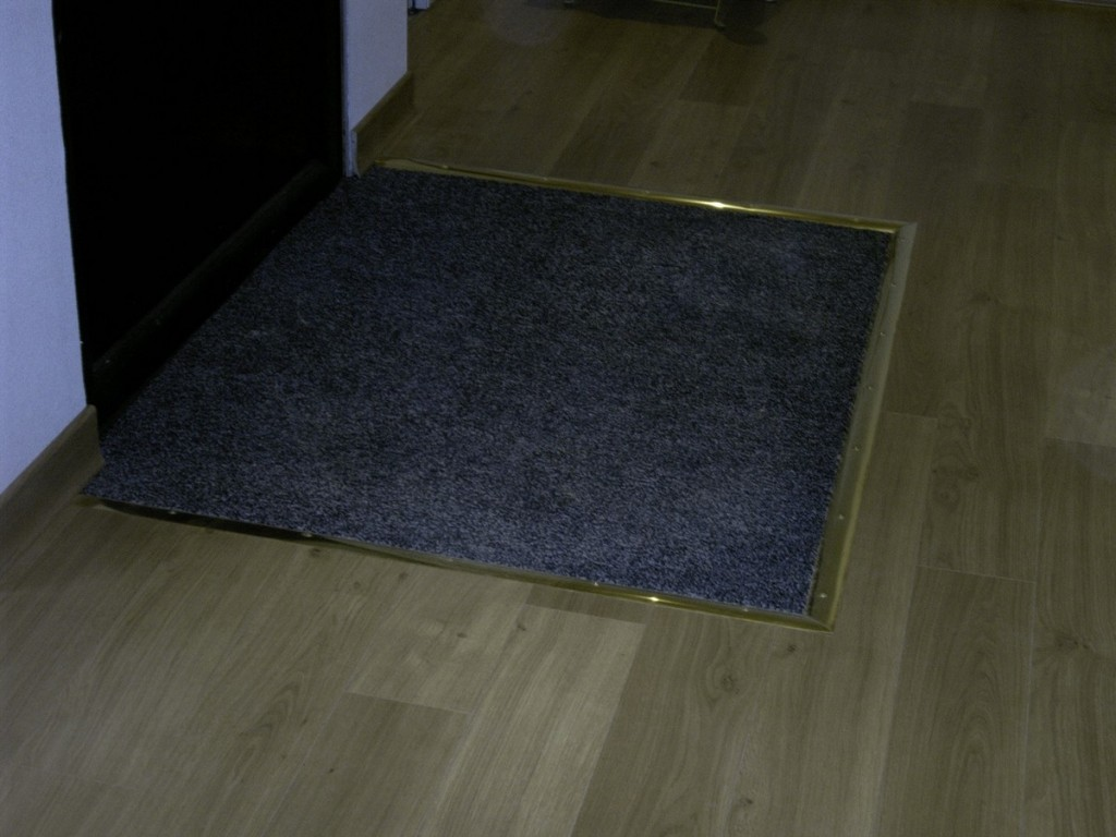 Tapis d'acceuil