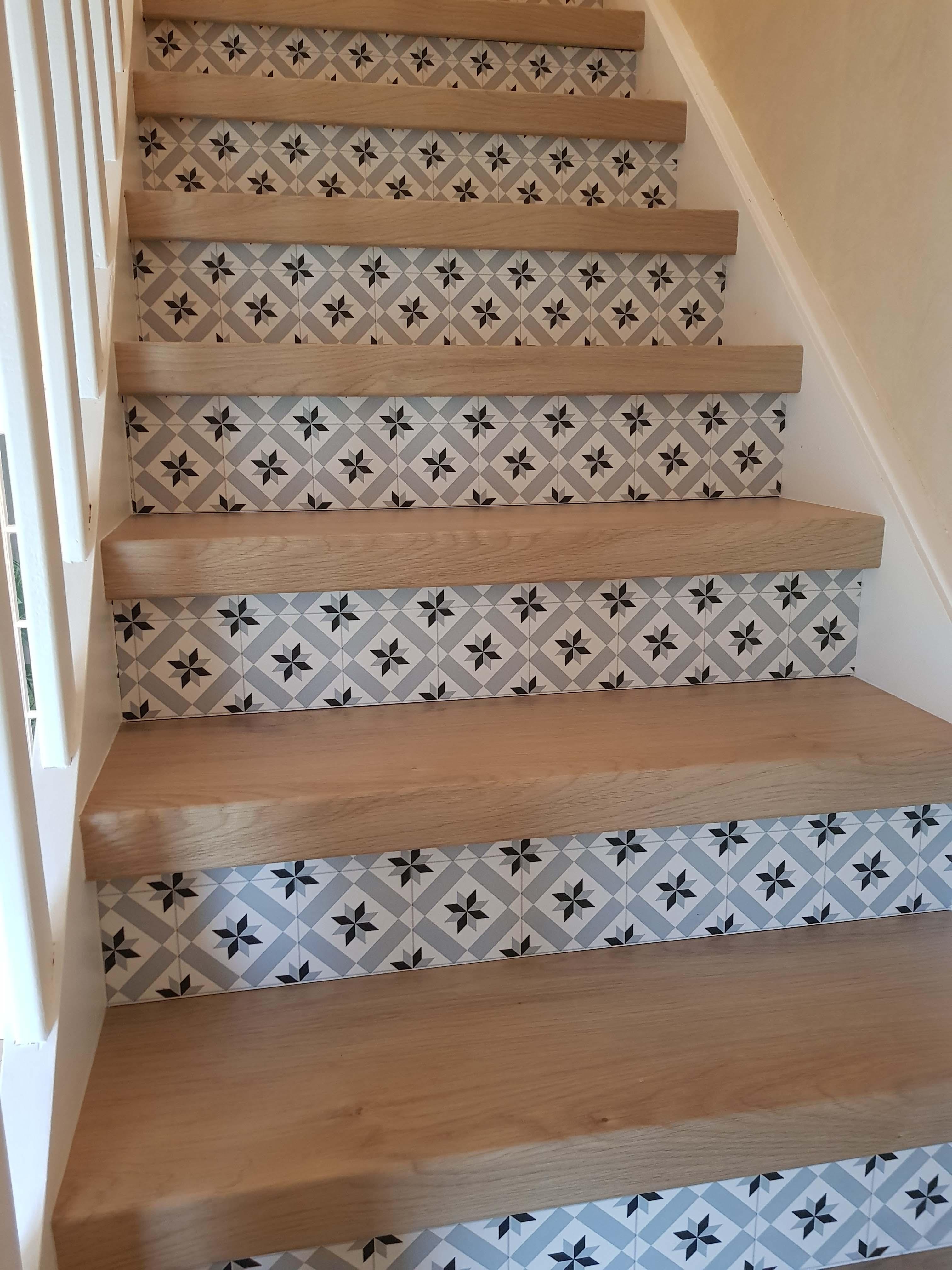 escalier en parquet nez de marche pour parquet et sol. Black Bedroom Furniture Sets. Home Design Ideas